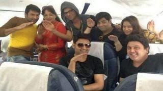Kapil Sharma's Comedy Nights with Kapil DUBAI PHOTOS