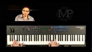 Playing Split Keyboard Fundamentals by Tony Monaco