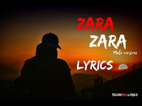 zara-zara-mehekta-hain-song-lyrics-||-2019