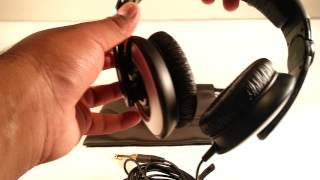 REVIEW: Sennheiser HD 205 TechknowledgeTV
