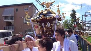 4月8日(日) 海老名春の祭礼シリーズ第2弾 海老名市の北東部、丁度、...