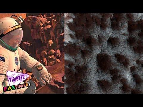 NASA Mars Reconnaissance Orbiter Spots Spider Patterns on Mars    Pastimers