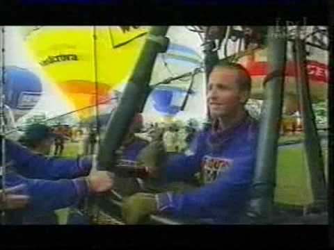 Bristol Hot Air Balloon Fiesta 1999 - DotTV Interview