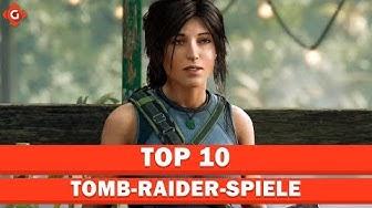 Die besten Tomb-Raider-Spiele | Top 10