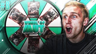 FINAL DRIVE TO WIN THE GAME! WHEEL OF MUT! #8