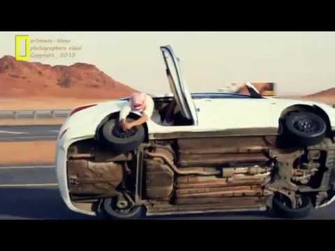 changer les roues d 39 une voiture tout en roulant youtube. Black Bedroom Furniture Sets. Home Design Ideas