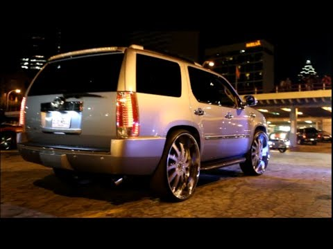 Whipaddict Silverado On 30s Escalade On 30s 73 Donk On