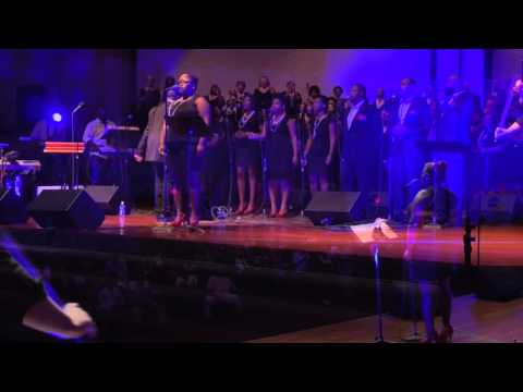 Glory and Honor- AME International Mass Choir / Ft. Cristina Fentress