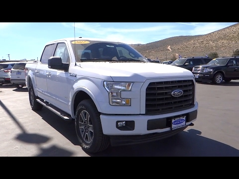 Capital Ford Carson City >> 2017 Ford F-150 Carson City, Reno, Northern Nevada, Susanville, Sacramento, CA 32165 - YouTube