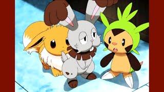 Pikachu x Eevee AMV - Tear In My Heart