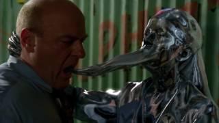 Shirley Manson as a Terminator