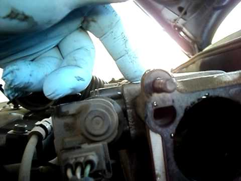 Bulletin Iac Adjustment On 2 0 L Hyundai Engines Youtube