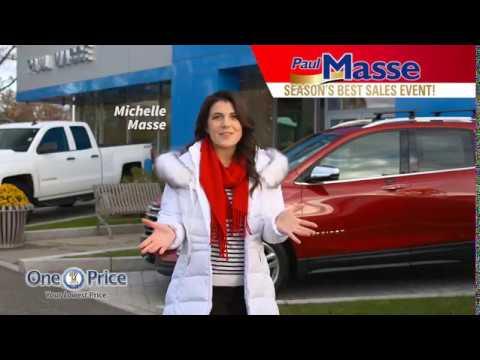 Paul Masse Chevrolet >> Paul Masse Chevrolet Buy Happy Chevy Bolt Ev