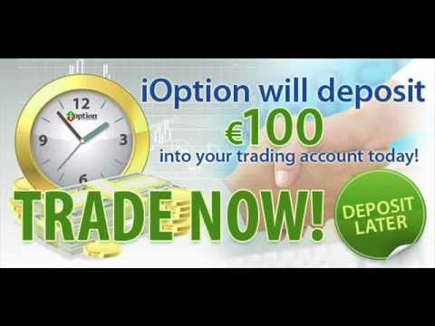Binary option free deposit