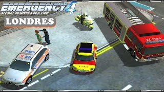 Emergency 4 : London mod / Londres #1