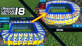 How to Change Stadium View In Dream League Soccer 2018
