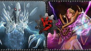 Close game #331 - Invoker vs Ancient Apparation