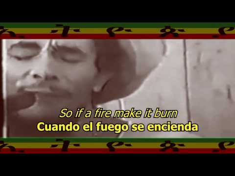 Revolution - Bob Marley (LYRICS/LETRA) (Reggae)