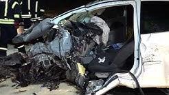Tödlicher Unfall B257 Daun