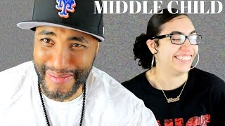 MY DAD REACTS TO J. Cole - Middle Child (Official Audio) REACTION