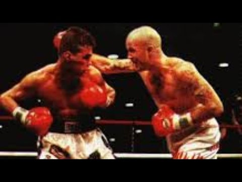 Видео: Артуро Гатти - Анхель Манфриди (ком. Гендлин) Arturo Gatti vs Angel Manfredy