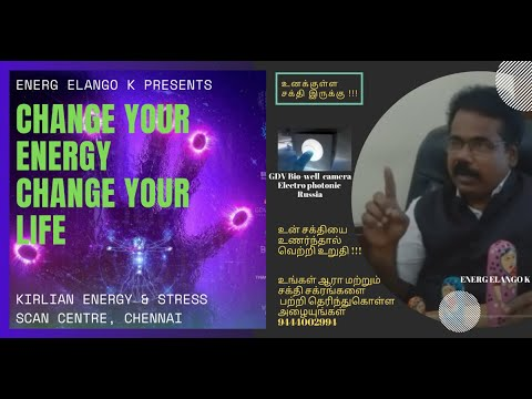 Know your Wellness in 15 Minutes through latest Kirlian camera  Aura, Chakra, Energy level