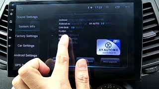 Mitsubishi grandis Onego OG-AD810 10.1 inch android gps hd player with oem socket (modify fix in)