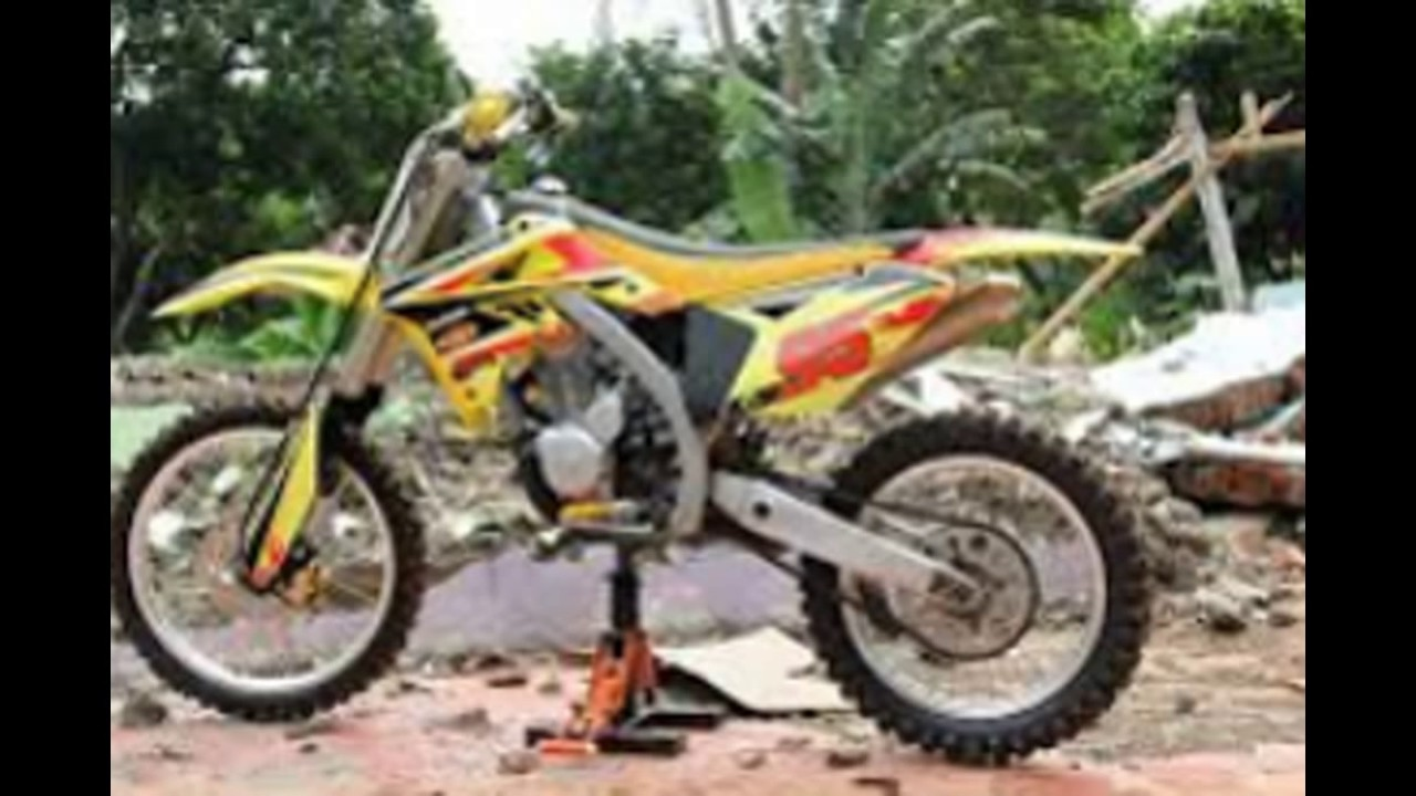 Video Modifikasi Motor Honda Tiger Menjadi Trail Istimewa