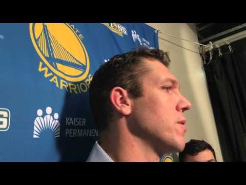 In The Scrum With Luke Walton