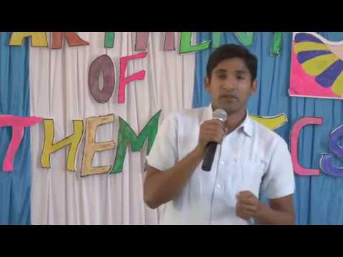 speech on mathematics day