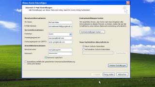 Outlook 2010 - Teil 1 - Die Benutzeroberfläche