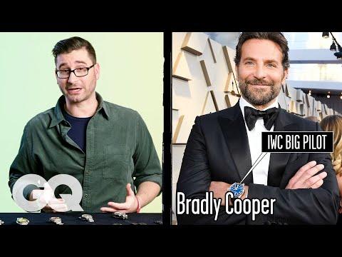 Watch Expert Critiques Celebrities' Watches Pt 2 | Fine Points | GQ
