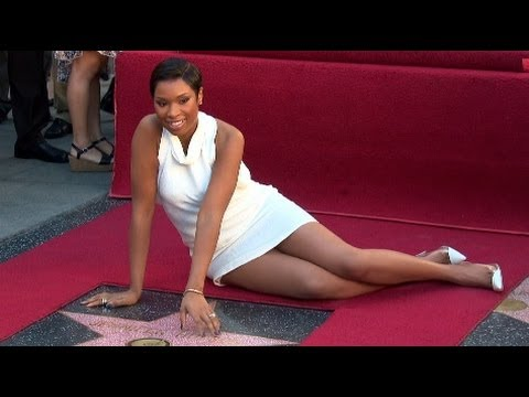 Jennifer Hudson Star on the Hollywood Walk of Fame