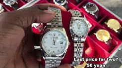 I Bought A Fake Rolex For Just $3 In China