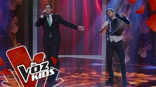 Alejandro Palacio sings Así Te Voy a Amar in the Mothers Day Special | The Voice Kids Colombia 2019 YouTube Videos