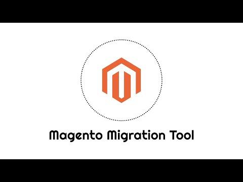 Magento Migration Tool