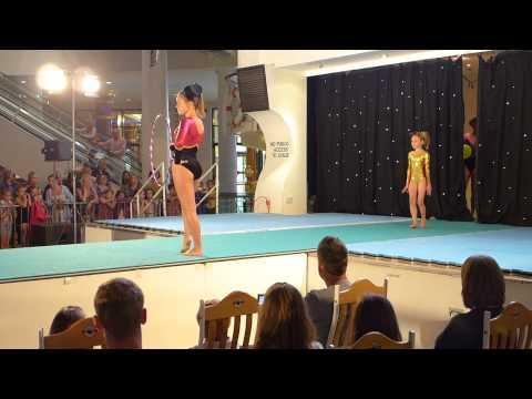 Milano fashion show Trafford centre 2013 circus
