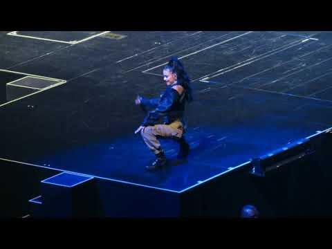 Kehlani - The Way - Dallas Tx Tell Me you love me Tour