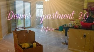 The Glam Apartment Tour 2.0: Before Edition! Thumbnail
