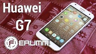 huawei G7 видеообзор. Первый в мире подробный обзор смартфона Huawei G7. Exclusive от FERUMM.COM