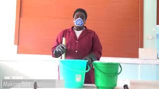 CHEMICAL PROCESSING BY RODI KENYA Making fabric softener