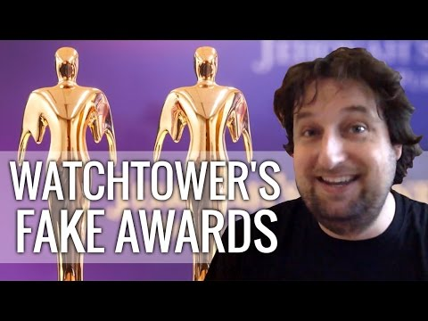 Watchtower's fake awards (Telly Awards bought for JW.org publicity) - Cedars' vlog no. 110