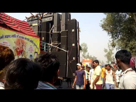 Sonu star dj vs suraj bhan dj Navratri 07/10/2018