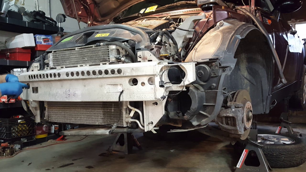 small resolution of 2002 mini cooper cvt transmission removal part 1