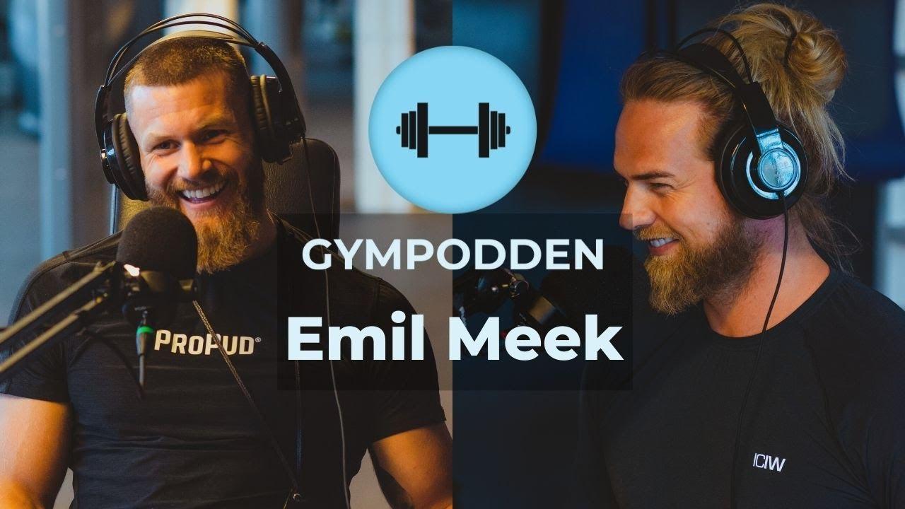 Emil Meek / Mixed Martial Arts, UFC og GYM