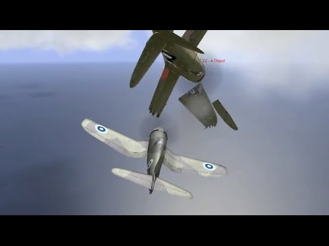 Multiplayer Dogfight Mayhem! - Pacific Fighters
