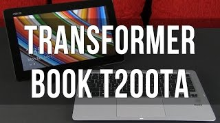 Asus Transformer Book T200TA / T200 review