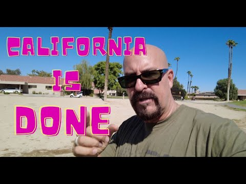 CALIFORNIA IS DONE I'M GETTING OUT - CONSUMERS DEPENDENT ON PAYDAY LOANS AND CREDIT CARDS TO SU