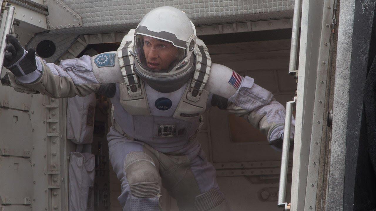 Interstellar Movie - Now Playing