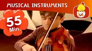 Musical Instruments| Cartoon for Children - Luli TV